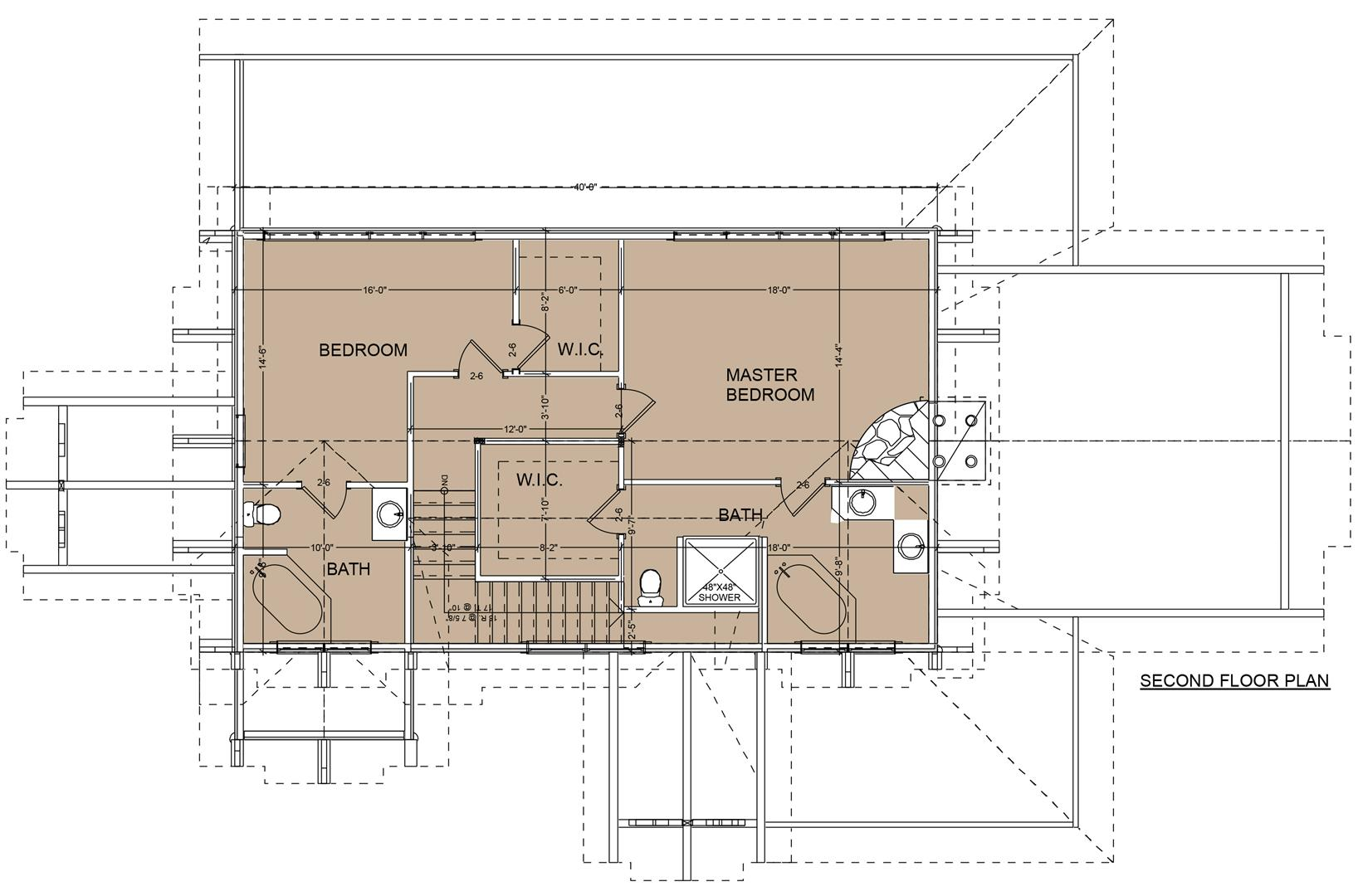 Timber frame home plans the mount olive retreat plan for The retreat floor plans