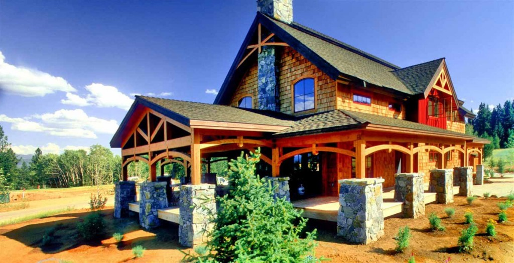 Natural Element Timber Frame Home Plans - Timber frame homes plans