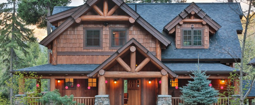 Timber Frame Home Plans The Big Chief Mountain Lodge