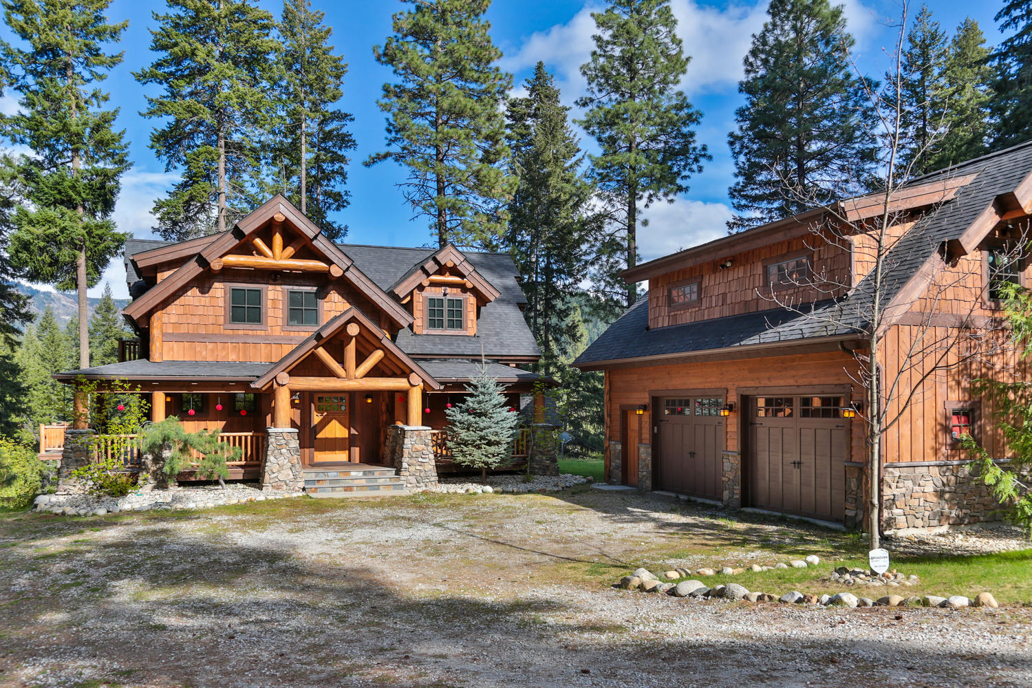 Watch together with Idaho Mountain Style Home likewise Featured  munity Royal Palm Polo Florida furthermore Horne Lake Timberframe in addition Craftsman Ranch. on custom luxury ranch home plans